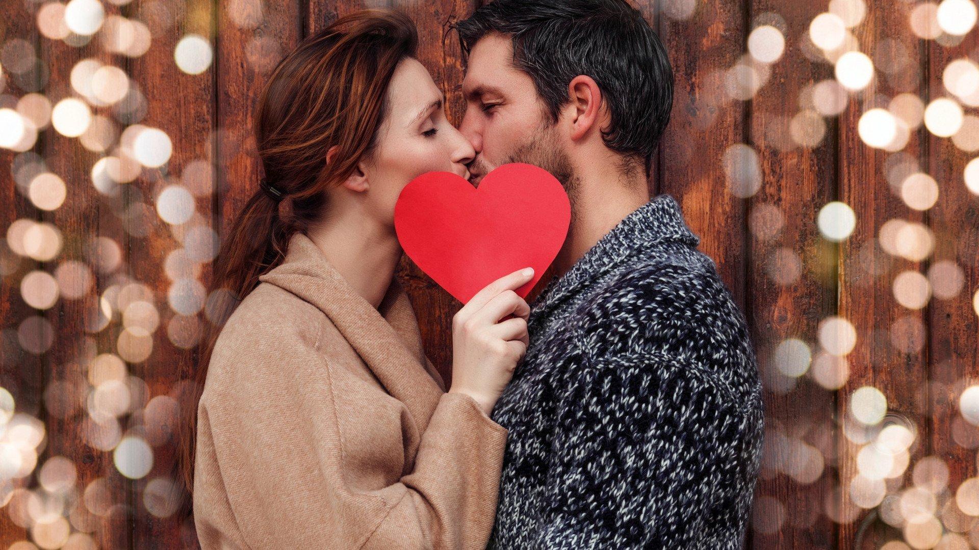 Walentynkowy prezent po randce dwa miesiące